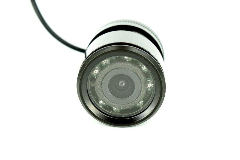 Camera videoLeo auto pentru mers inainte sau inapoi cu inflarosu