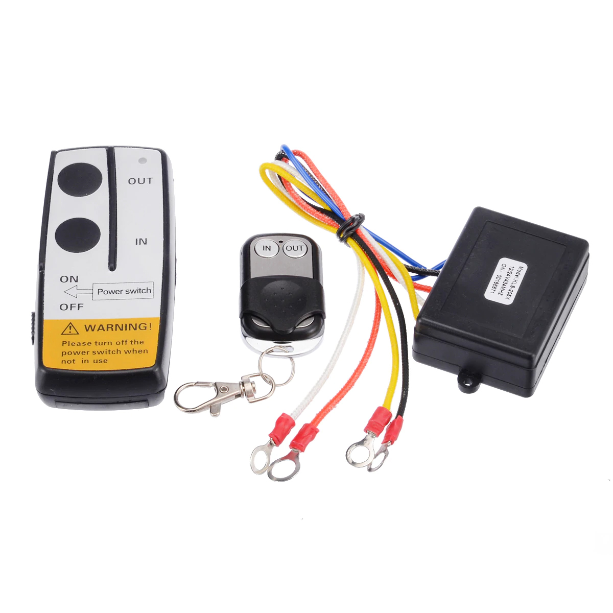 Kit telecomanda wireless pentru troliu ATV