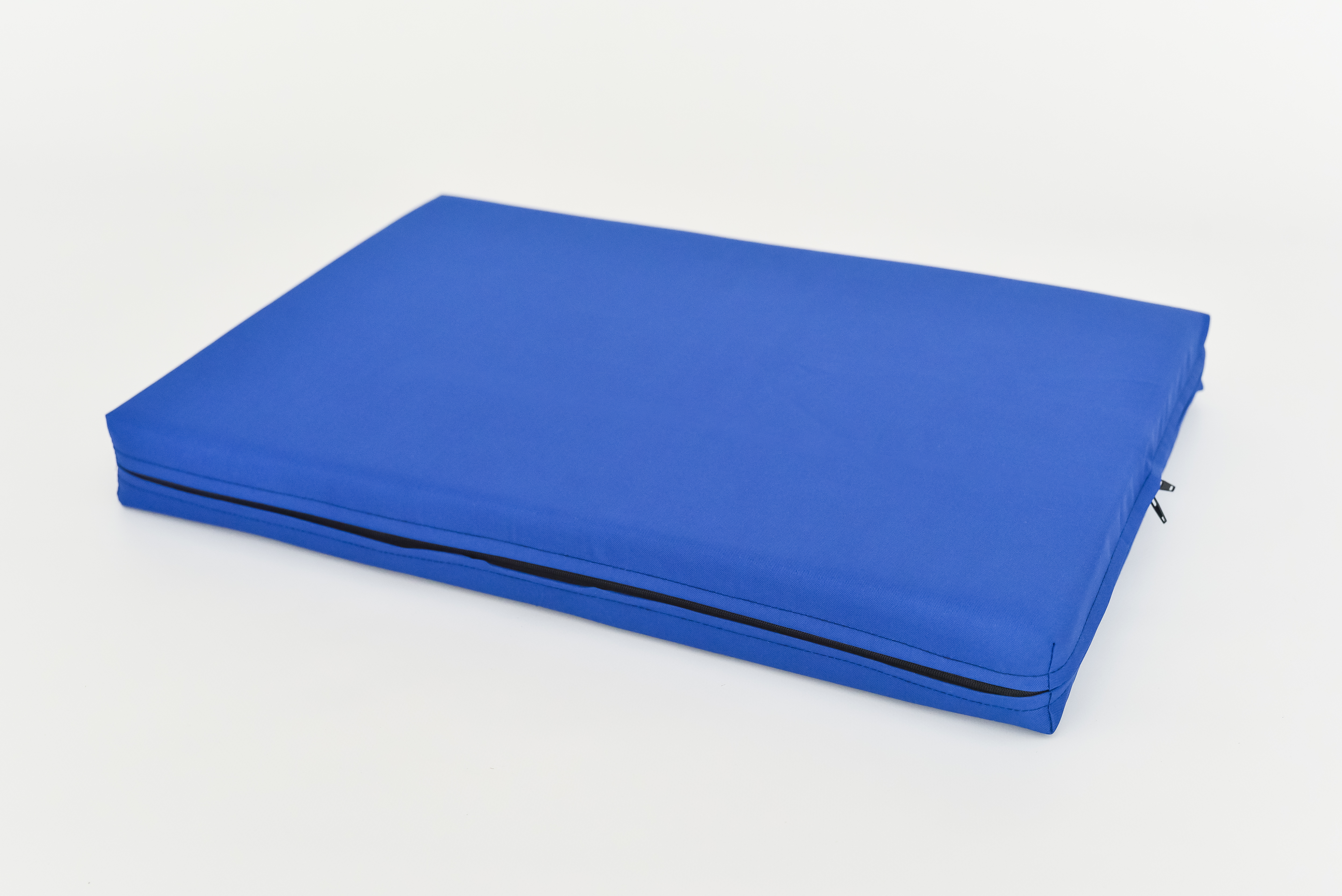 Saltea pentru antrenament la sol, Blue, 200x100x7cm