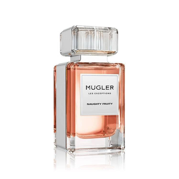Apa de parfum les exceptions naughty fruity, thierry mugler, 80 ml