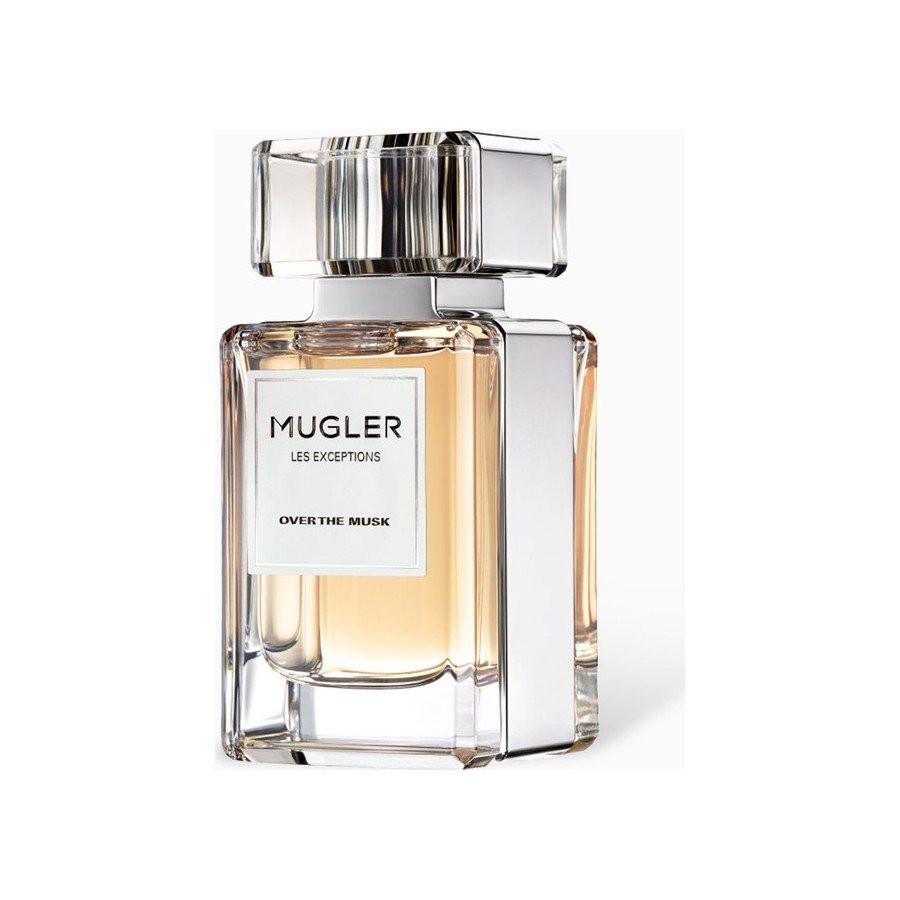 Apa de parfum les exceptions over the musk, thierry mugler, 80 ml