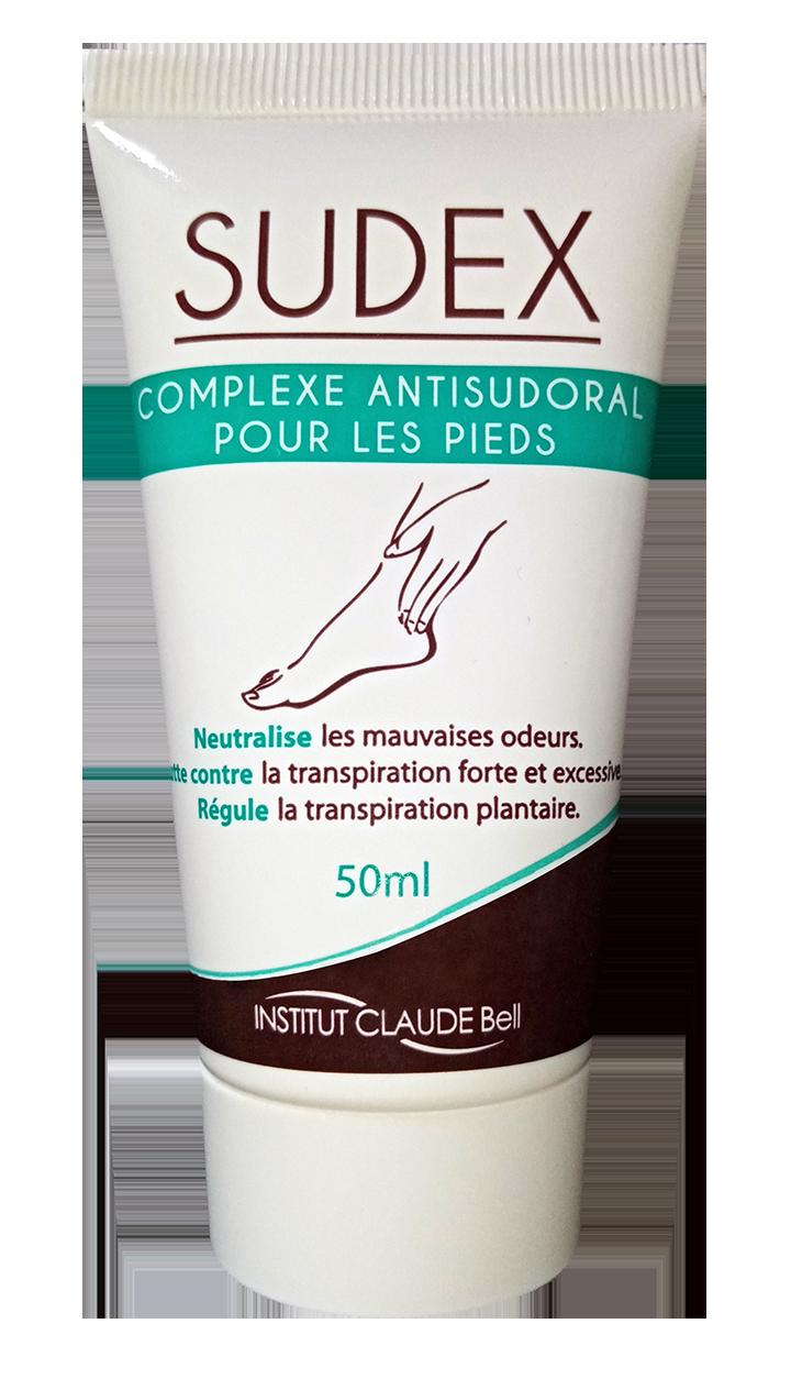 Antiperspirant Deodorant pentru picioare Sudex Institut Claude Bell 50ml