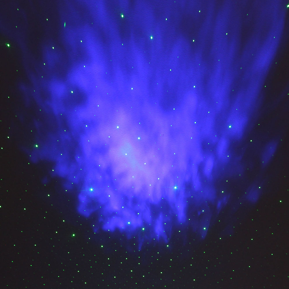 Boxa bluetooth, lumini rgb rg50, telecomanda