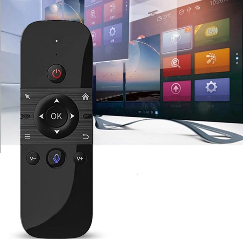 Mini air mouse cu tastatura andowl a259, control multimedia