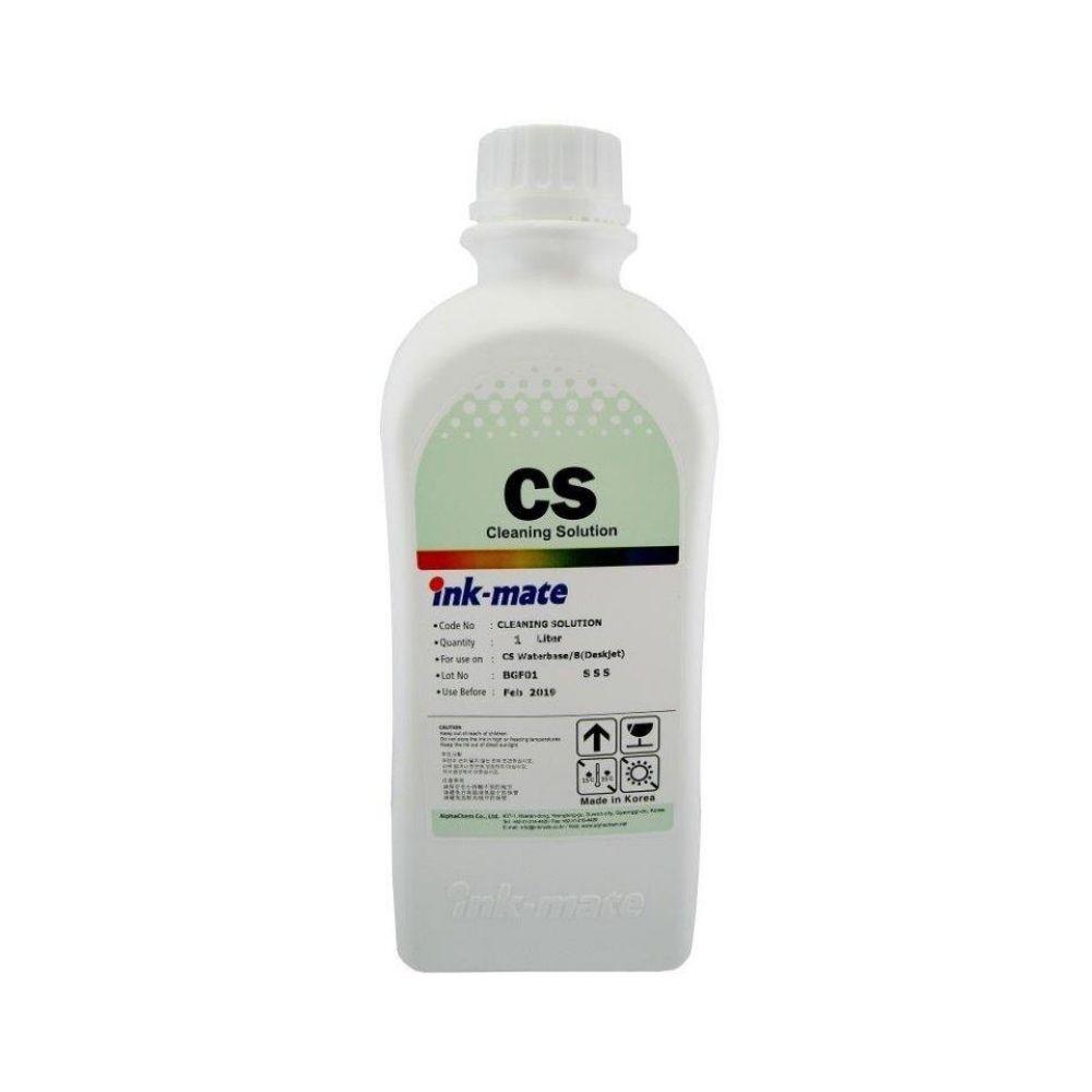 Solutie de curatare cu nivel mare de actionare inkmate compatibil brother tn3330 negru 1000ml pentru inmuierea capului de cartus si desfundarea duzelor