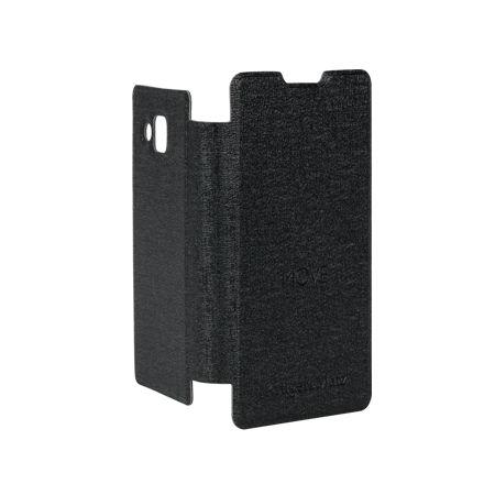 Husa flip book cover kruger&matz mist negru