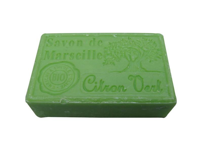 Sapun de Marsilia – Lamaie verde - 100 de grame