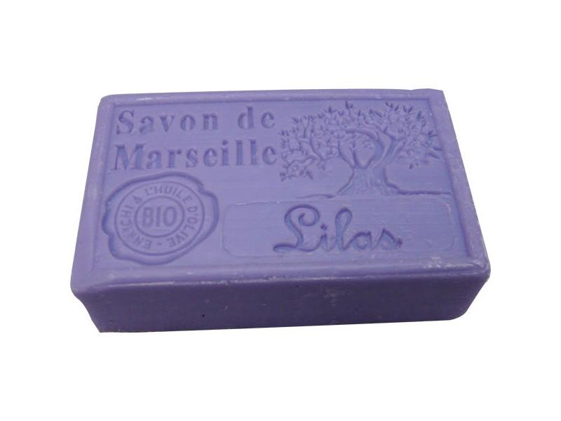 Sapun de Marsilia – Liliac - 100 de grame