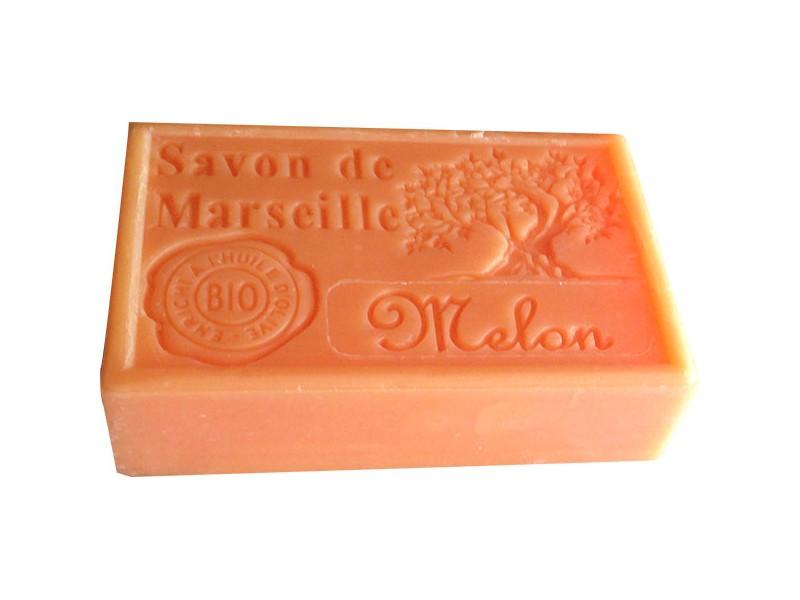 Sapun de Marsilia – Pepene galben - 100 de grame