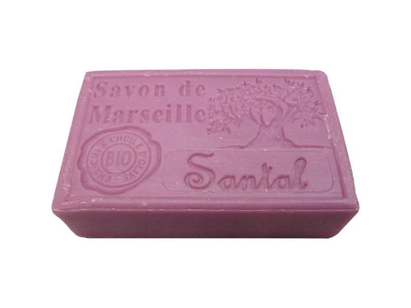 Sapun de Marsilia – Santal - 100 de grame