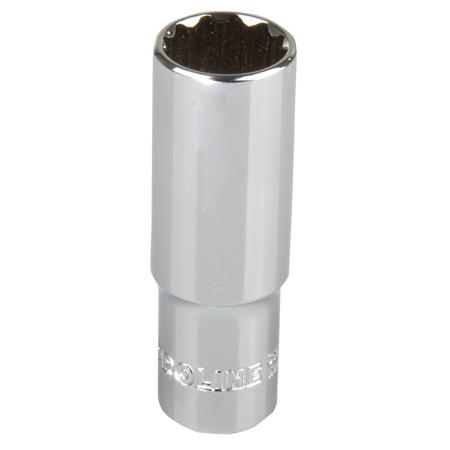 "Cheie tubulara adanca dublu-hexagonala 1/2"" 24mm"