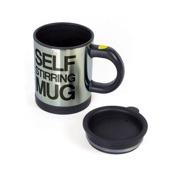 Cana cu mixer incorporat pentru ness self stirring mug