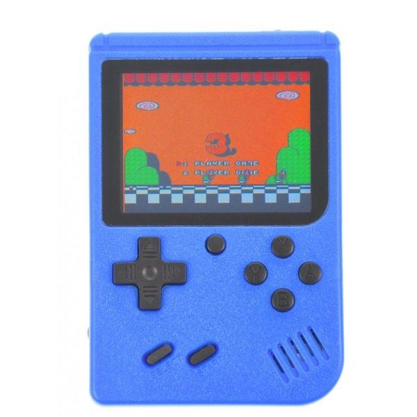 Consola de jocuri video portabila si pentru televizor retro mini gameboy 400 in 1