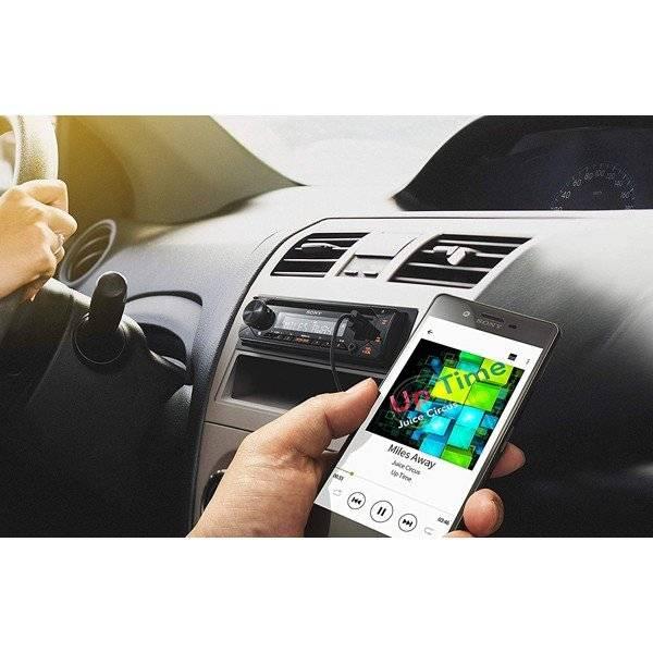Player auto sony 1din cdxg1301u.eur, 4x55w, cd, fm, usb, aux, android