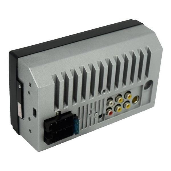 Mp3 player video hd cu touchscreen mirrorlink usb bluetooth 2din mp5 4*45w