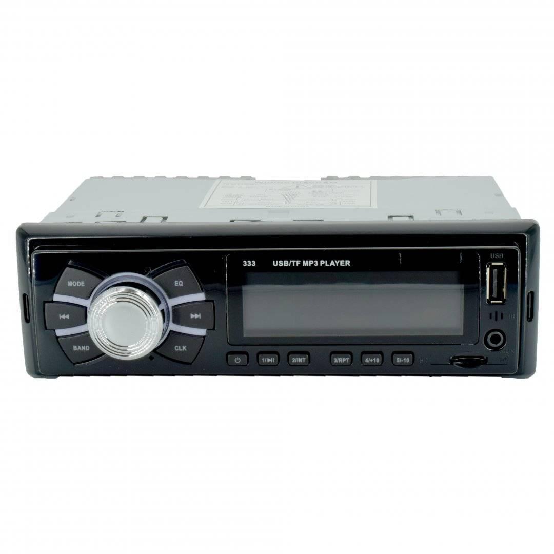 Radio mp3 player auto 333 usb card 4x50w