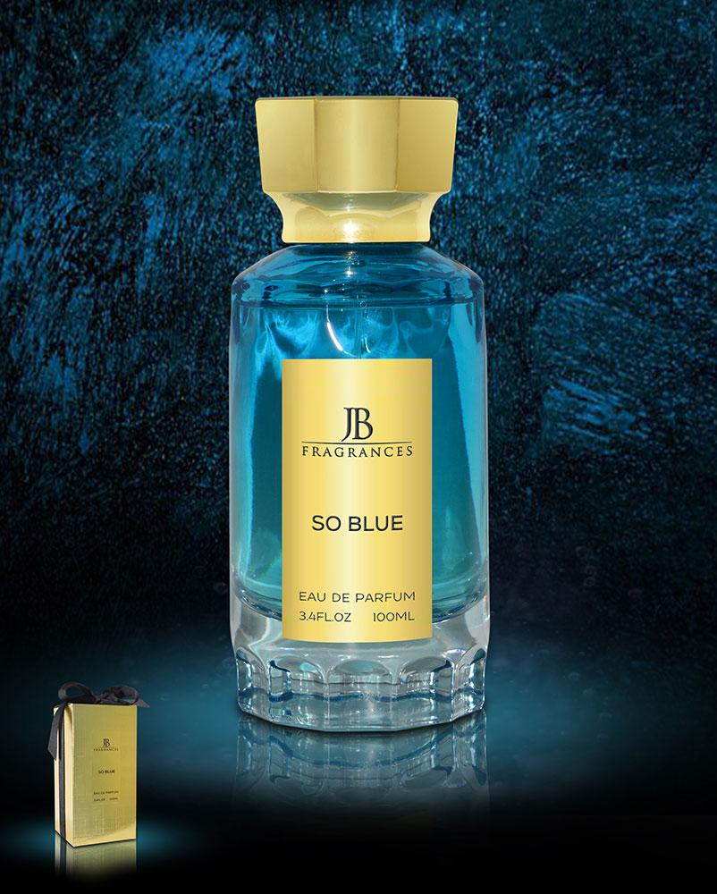 Parfum unisex SO BLUE JB LOVES