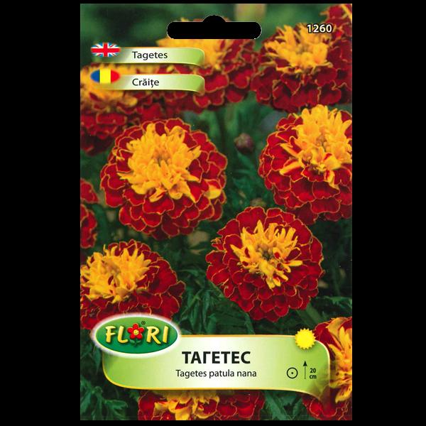 Seminte de craite patula mix, florian, 0.5 grame
