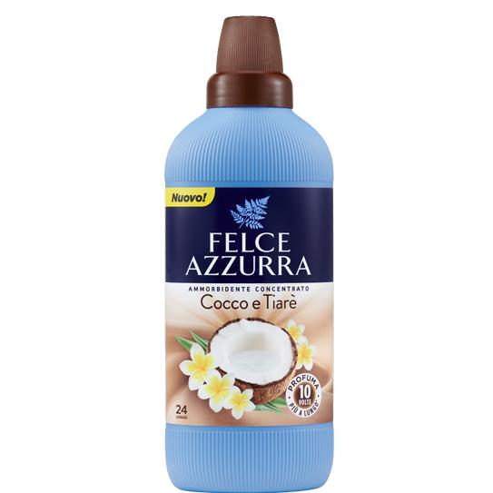 Balsam de rufe concentrat felce azzurra cocco  tiare 24 spalari 600ml