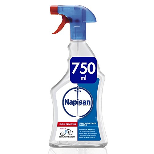 Degresant igienizant napisan classico (spray) 750ml