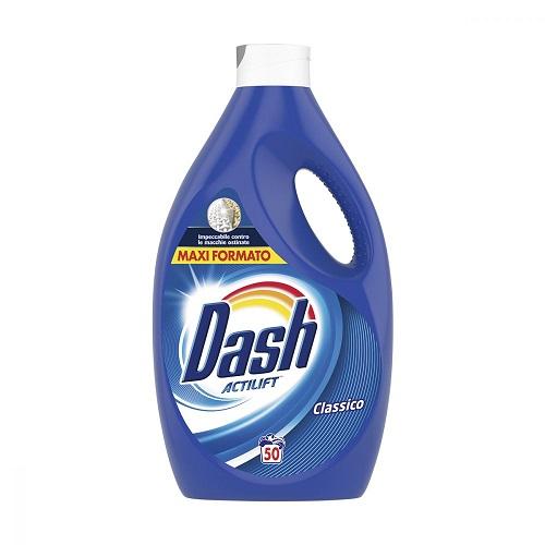 Detergent rufe lichid dash actilift classic 50 spalari 2.75ltr