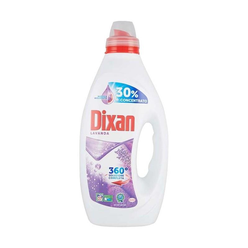 Detergent rufe lichid dixan lavanda 27 spalari 1.35ltr