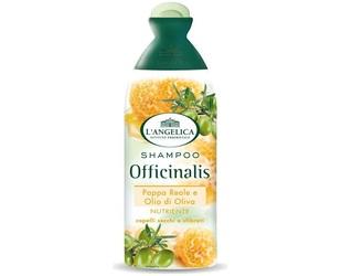 Sampon pentru par fragil sau deteriorat l angelica nutriente pappa reale  oliva 250ml