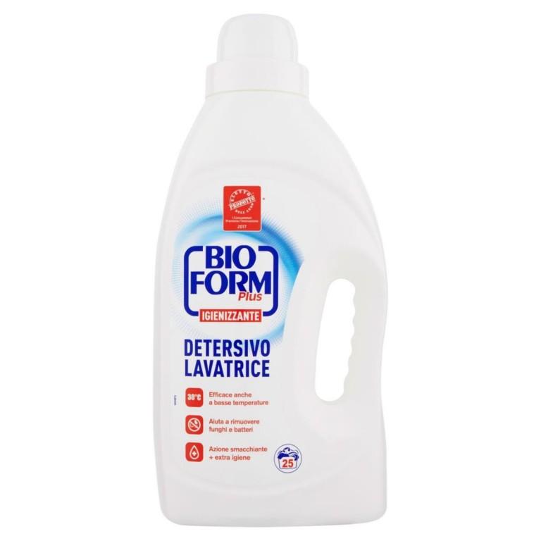 Detergent igienizant pentru rufe, 1,625 ml, Bioform Plus