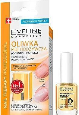 Tratament profesional pentru unghii, eveline cosmetics, oliwka, 12ml