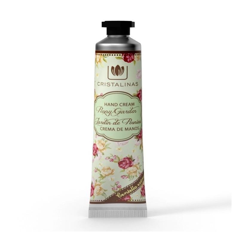 Cristalinas Ser de mâini - gradină de bujori 30 ml