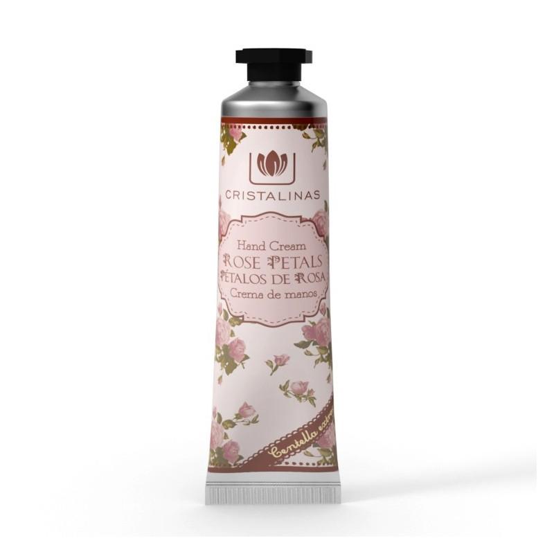 Cristalinas Ser de mâini - petale de trandafiri 30 ml