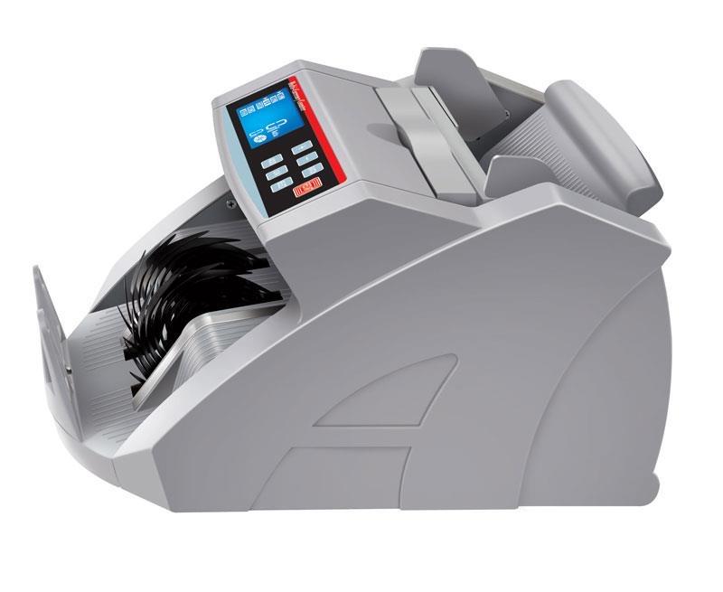 Masina de numarat bani 2386-2108D Bill Counter Alba