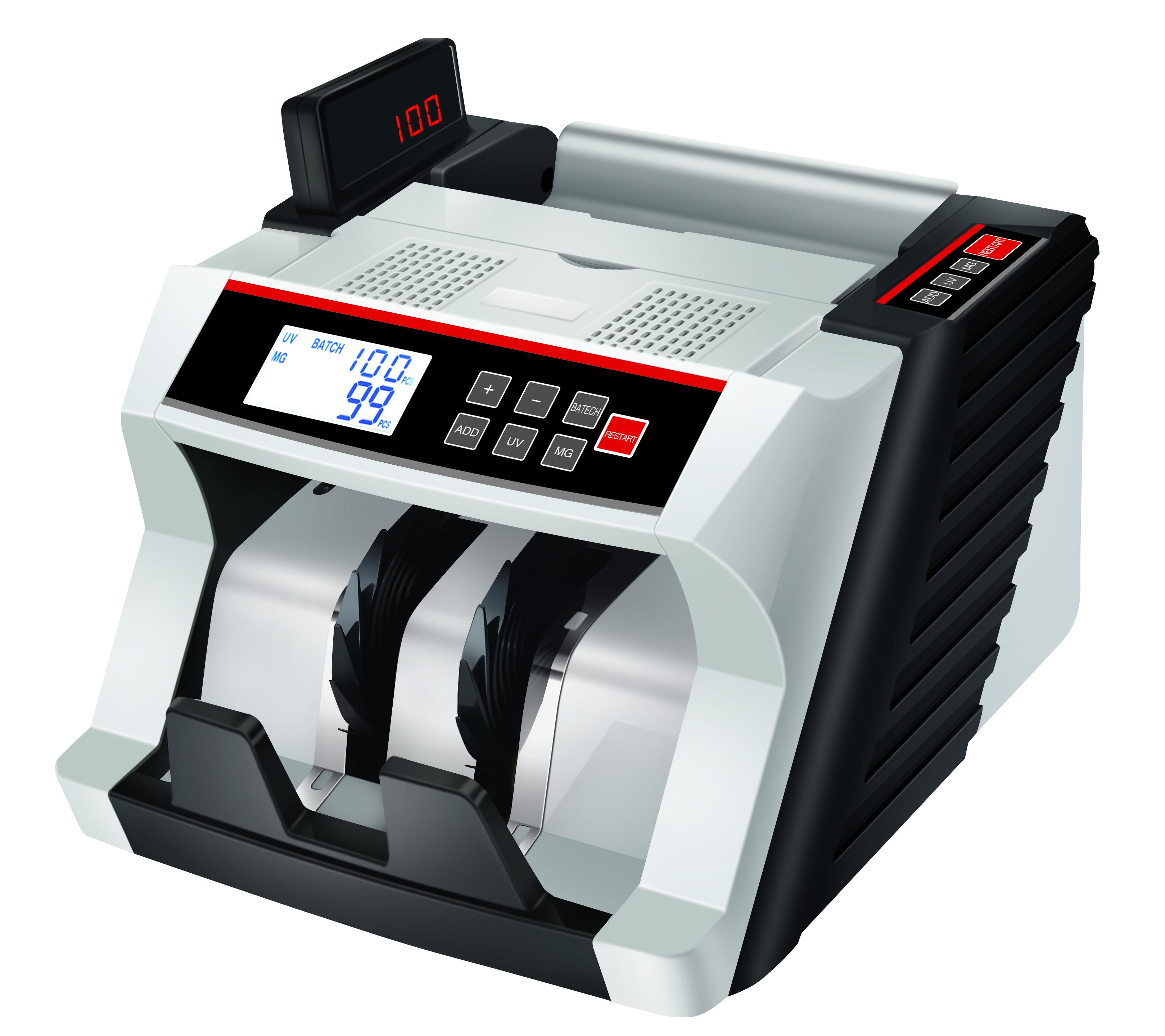 Masina de numarat bani Time saver TS-3500 1000 bancnote / minut