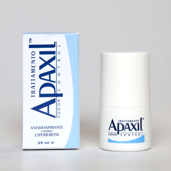 Apaxil Tratament Controlul Transpiratiei Axilare deo 25 ml
