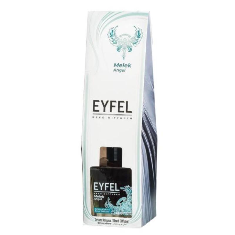 Odorizant cameră Eyfel cu bețișoare, ANTITABAC 120 ml.