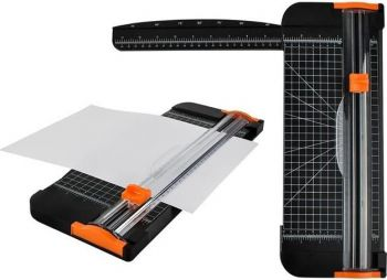 Masina Manuala Trimmer pentru Taiat Hartie de la A10 pana la A3 max 12 coli 80g/m2 simultan