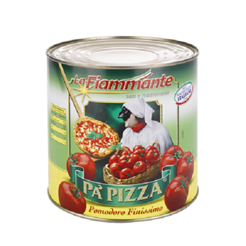 Pulpa de rosii italiene pentru pizza la fiammante 2,5kg
