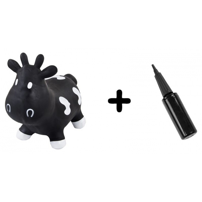 Saritor gonflabil sun baby 002 black cow