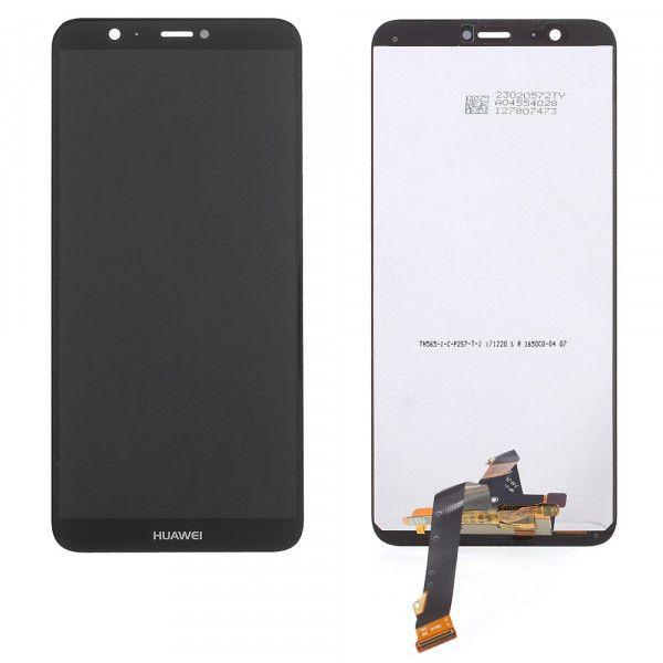 Display cu touchscreen huawei p smart 2018 negru