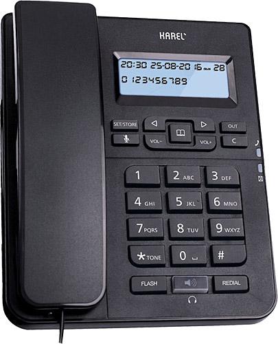 Telefon analogic TM145 Negru