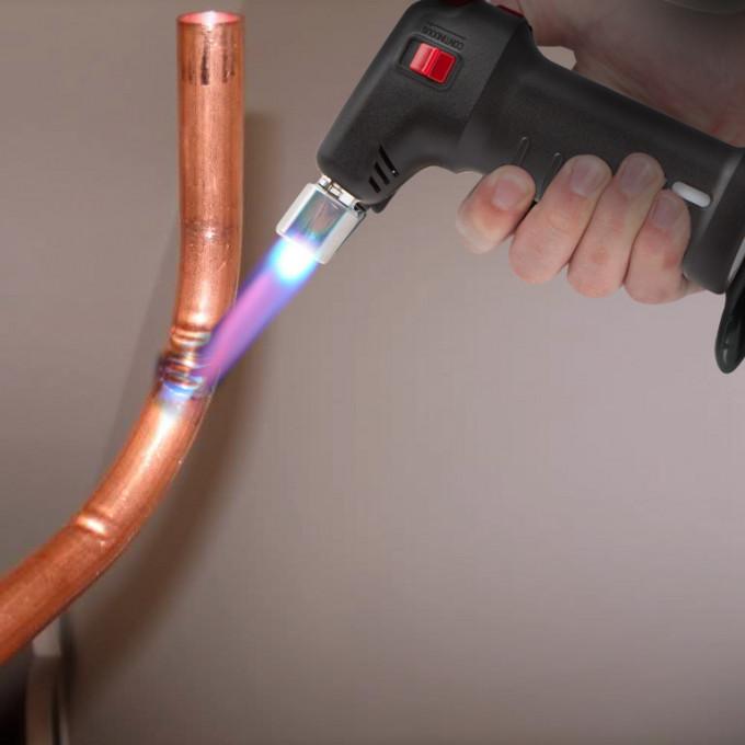 FAHRENHEIT - Torță de bucătărie pentru flambat  Torță cu gaz tip autogen