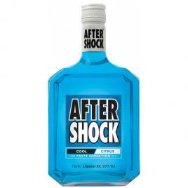 Aftershock blue citrus, lichior 0.7l