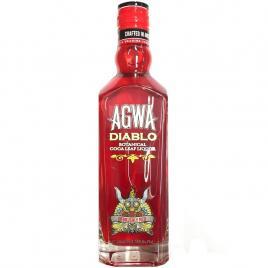 Agwa de bolivia diablo, lichior 0.5l