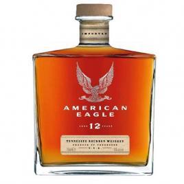 American eagle 12yo, whisky, 0.7l