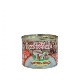 Specialitate italiana conservata ''ciuperci trifolate'' sapore di bosco 180g