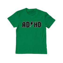 Tricou adler copil adhd verde mediu