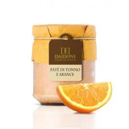 Pate italian de ton si portocale daidone  exquisiteness 180g