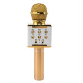 Microfon karaoke led cu boxa si bluetooth 868