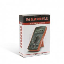 Multimetru digital de uz general - 25109