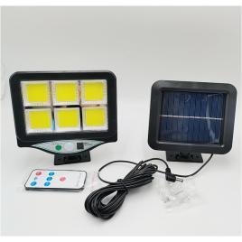 Proiector solar  LED 25W 600lm